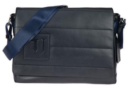 Trussardi Jeans férfi fekete crossbody táska 71B00129-9Y099997
