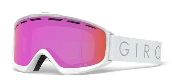 Giro Index White Core/Light Amber Pink - zánovní