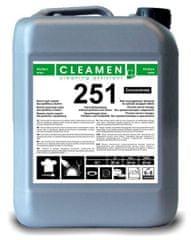 Cleamen CLEAMEN 251 ručný umývanie riadu koncentrát bez parfumov a farbív 5 l