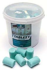 AllServices Tablety kostky do pisoárů 1 kg - dračí mast