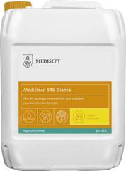 Mediclean Diament Lemon MC510 na ruční mytí nádobí s vůní citrónu - 5 l
