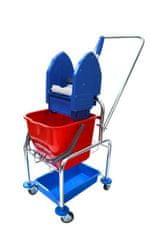 EASTMOP Úklidový vozík Clarol Van 1x17 l
