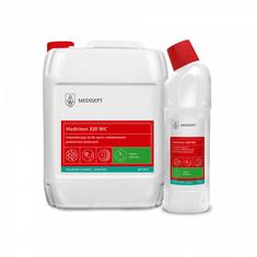 Mediclean WC Clean MC320 antibakteriální gel s vůní jablka 750 ml