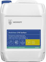 Mediclean Surf Clean MC210 na omyvatelné povrchy s vůní zeleného čaje 5 l