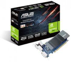 Asus GeForce GT 710, 2 GB GDDR5 grafička kartica (ASUVG-GF_GT710_4)