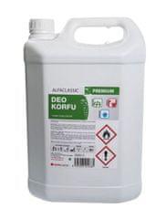 Alfaclassic DEO KORFU premium - vonný koncentrát 5 l