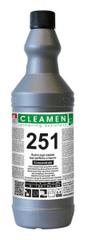 Cormen CLEAMEN 251 ruční mytí nádobí koncentrát bez parfémů a barviv 1 l