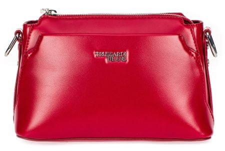 Trussardi Jeans červená crossbody kabelka 75B00745-9Y099998