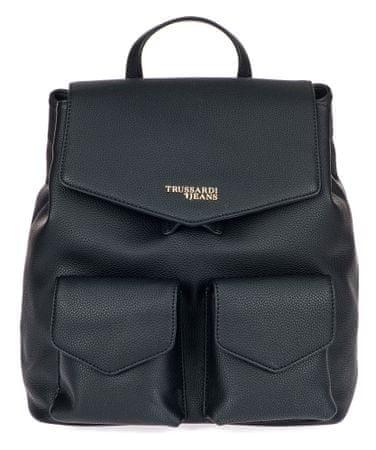 Trussardi Jeans fekete női hátizsák 75B00830-9Y099999