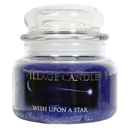 Village Candle Świeca w szklanym słoju Świeca wiejska, Spadająca gwiazda, 312 g