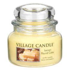 Village Candle Sviečka v sklenenej dóze Village Candle, Citrónový koláč, 312 g