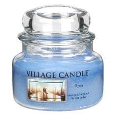 Village Candle Sviečka v sklenenej dóze , Dážď, 312 g