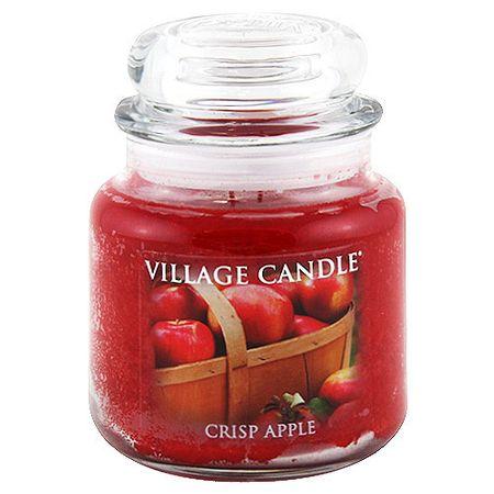 Village Candle Sveča v steklenem kozarcu Vaška sveča, Sveže jabolko, 454 g