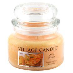 Village Candle Gyertya egy üvegedénybe falusi gyertya, Lédús görögdinnye, 312 g