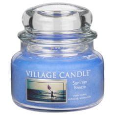 Village Candle Gyertya egy üvegedénybe falusi gyertya, Nyári szellő, 312 g