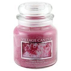 Village Candle Sviečka v sklenenej dóze Village Candle, Čerešňový kvet, 454 g