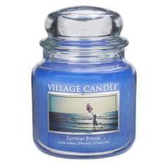 Village Candle Sviečka v sklenenej dóze , Letný vánok, 454 g