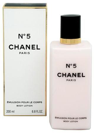 Chanel No. 5 - tělové mléko 200 ml