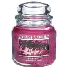 Village Candle Sviečka v sklenenej dóze , Palmová pláž, 454 g