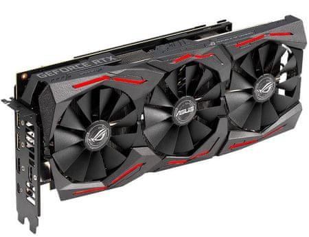 Asus ROG Strix GeForce RTX 2060 SUPER, 8 GB GDDR6 grafična kartica