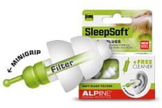 Alpine SleepSoft špunty na spaní -25 dB 1 pár