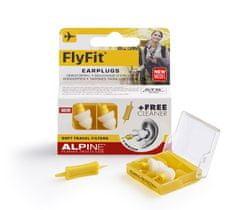 Alpine FlyFit špunty do uší do letadla -17dB 1 pár