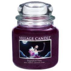 Village Candle Sviečka v sklenenej dóze , Pólnočná víla, 454 g