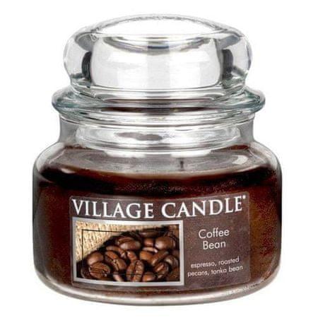 Village Candle Gyertya egy üvegedénybe falusi gyertya, Kávébab, 312 g