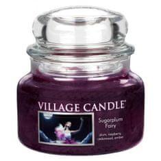Village Candle Sviečka v sklenenej dóze , Pólnočná víla, 312 g