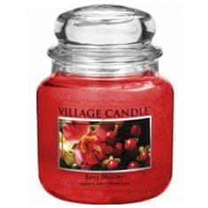 Village Candle Gyertya egy üvegedénybe falusi gyertya, TIRO TB BC L KÉNYES / CONAVY / FEHÉR L