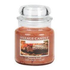 Village Candle Świeca w szklanym słoju Świeca wiejska, Chleb dyniowy, 454 g