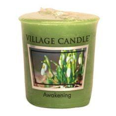 Village Candle Falusi gyertya illatú gyertya, Tavaszi ébredés, 57 g