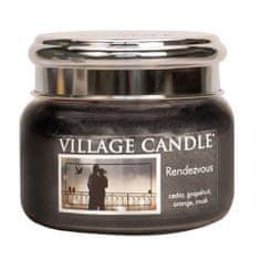 Village Candle Sviečka v sklenenej dóze , Rande, 312 g