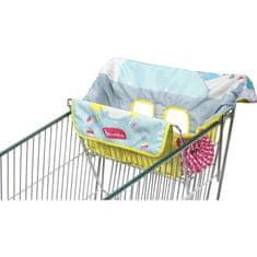 Badabulle Dětské sedátko do nákupního košíku