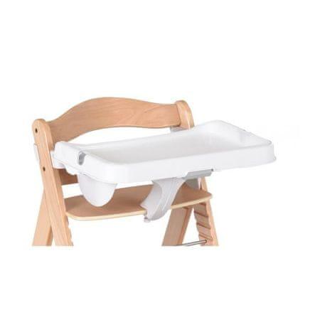 Hauck Nástavec pro jídelní židličky Alpha Tray 3v1