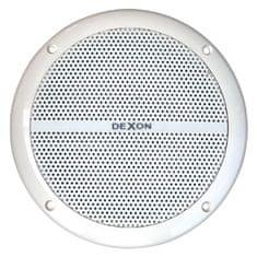 DEXON  Podhľadový reproduktor pre vlhké prostredie RP 81