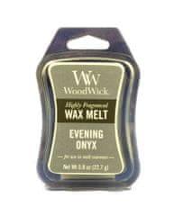 Woodwick Evening Onyx vonný vosk 22,7 gr 2 kusy