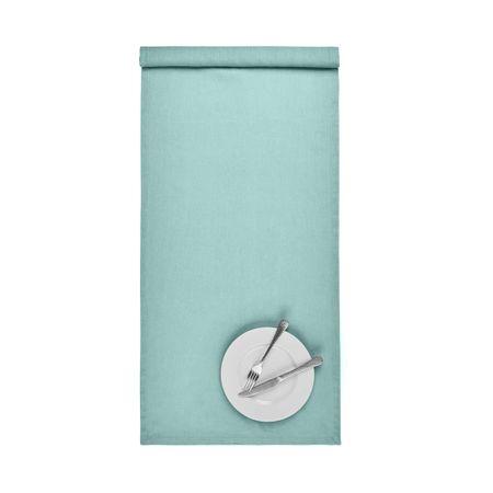 Butlers Běhoun na stůl 50 x 160 cm - pastelově modrá