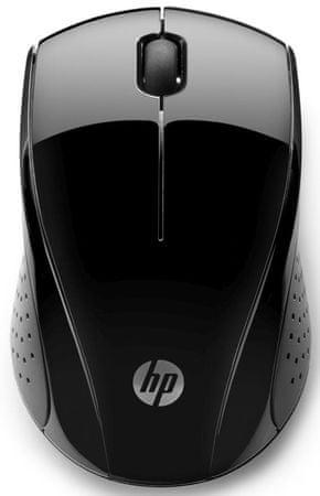 HP 220 miš, bežični, crni (3FV66AA)