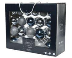 "Kaemingk Set 42 ks vianočných ozdôb ""MIX"", sklenené"