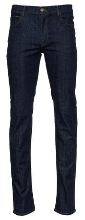Trussardi Jeans 52J00001-1T003124 moške kavbojke, 38,temno modre