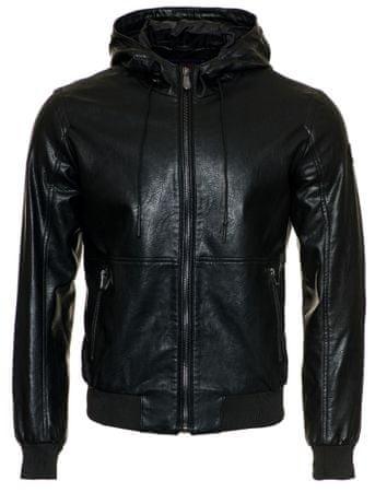 Trussardi Jeans 52S00354-1T002748 muška jakna, 48, crna