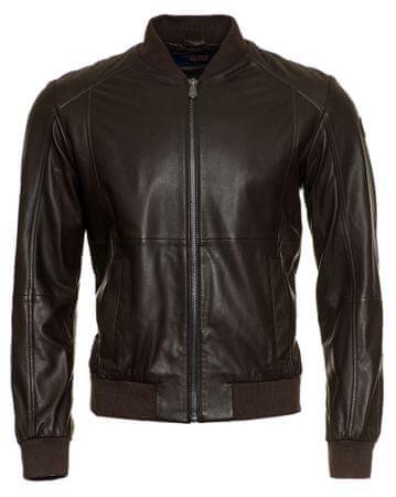 Trussardi Jeans pánská bunda 52S00364-2P000079 48 hnědá