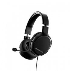 SteelSeries Arctis 1 slušalice, crne (PC, Switch, Xbox, PS4)