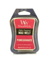 Woodwick Pomegranate vonný vosk 22,7 gr