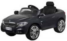 CHI LOK BO Elektromos autó BMW 4 Coupe fekete-szürke