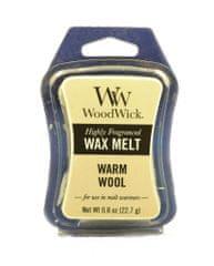 Woodwick Warm Wool vonný vosk 22,7 gr 2 kusy