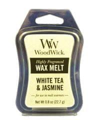 Woodwick White Tea & Jasmin vonný vosk 22,7 gr 2 kusy