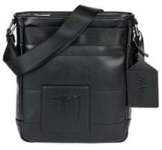 Trussardi Jeans pánska čierna crossbody taška 71B00131-9Y099997