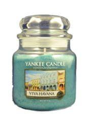 Yankee Candle świeca zapachowa Classic Viva Havana 411 g, średnia